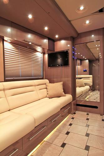 Platinum - Front Lounge - facing forward