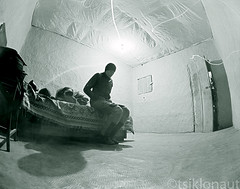 Ethiopian cold (tsiklonaut) Tags: world from travel light love film analog hotel estonia peace with pentax room fisheye adventure explore indoors meditation analogue 6x7 ethiopia discovery 67 discover pentax67       tsiklonaut