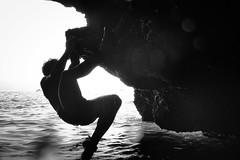 (FCicconardi) Tags: people selfportrait portraits seascapes blacknwhite gaeta dws deepwatersoloing cicconardi seebw