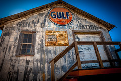 Gulf Oil Corporation II (Mabry Campbell) Tags: old usa building photography countryside us photo texas gulf unitedstates unitedstatesofamerica january houston corporation photograph oil antiques 100 f80 hillcountry canonef1740mmf4lusm 2012 17mm marburger harriscounty texascountryside ef1740mmf4lusm marburgerfarms marbur ¹⁄₁₂₅sec mabrycampbell january272012 201201270411