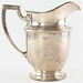 S23. Art Deco Sterling Silver Water Pitcher