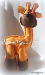 Madagascar (Mnica Pintando7) Tags: felt zebra feltro madagascar presente leo girafa hipopotamo festainfantil lembrancinha pintando7 centrodemesa decoraodefestainfantil sacosurpresa