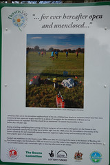 Downs: my photo featured (Chris Bertram) Tags: england sign downs bristol photo europe unitedkingdom watertower chrisbertram sonyrx100
