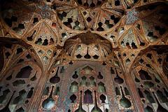 The music room (momentaryawe.com) Tags: old music iran middleeast historical esfahan architecure safavid aliqapu naqshejahansquare d300s catalinmarin momentaryawecom