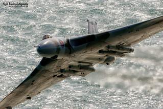 XH558 Avro Vulcan B2