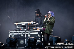 Ethan Kath - Alice Glass ([devu]) Tags: music concert tour live stage heinekenjamminfestival hjf crystalcastles aliceglass ethankath