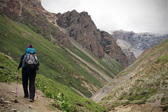 Landscape #2 (Elmar Bajora Photography) Tags: nepal trekking asia asien outdoor hiking july juli himalaya day11 annapurnacircuit annapurna 2012 trekk himal indiansubcontinent indischersubkontinent 5dm2 annapurnarunde yakkharkatothorongphedi