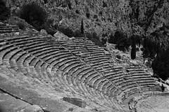 Delphi (Δελφοί) Greece, Aug 2012. 05-177 (megumi_manzaki) Tags: archaeology greek ancient delphi greece worldheritage delphoi