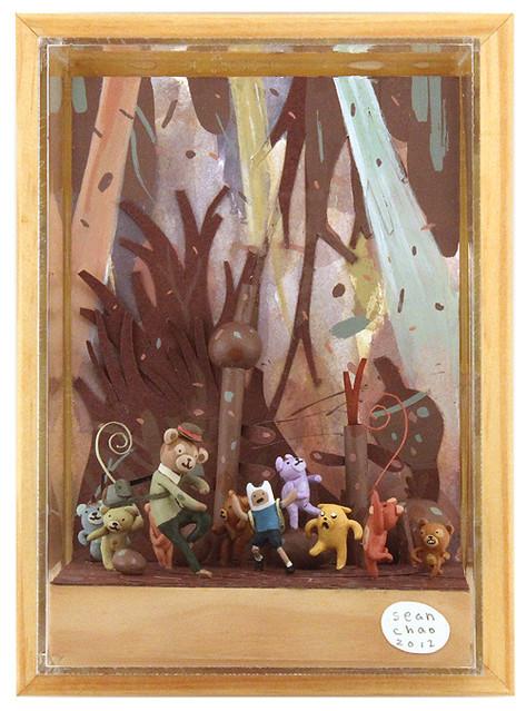 Gallery Nucleus的 探險活寶主題展覽