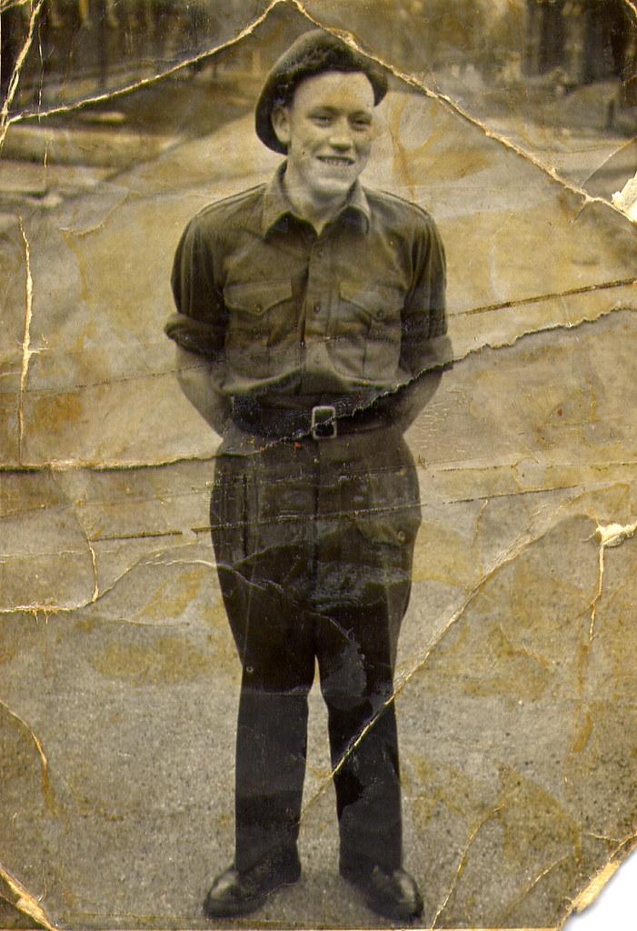 Eddie Quinn 1950s