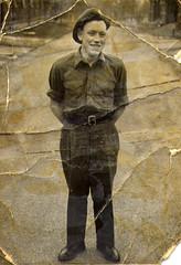 Image titled Eddie Quinn 1950s