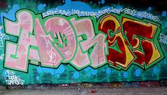 Horse (delete08) Tags: street urban streetart london graffiti delete