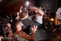 Damaged Goods (flexyournoggin) Tags: ky bands louisville lhxc nelliganhall