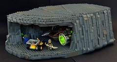 Lego -Rock Raiders Dio- (=DoNe=) Tags: rock by viktor lego custom done diorama raiders legorockraiders