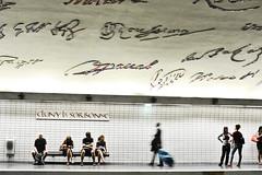 3 (FedericoManca) Tags: paris underground metro stazione metropolitana metropole parigi mosso treni federicomanca strazioni metroperigina