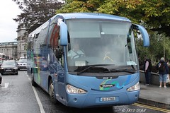 Malahide Coaches 06D27960. (Fred Dean Jnr) Tags: bus galway century coach scania irizar k114 august2012 malahidecoaches eyresquaregalway 06d27960