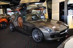 SLS 6.3 AMG (mb.560600.kuwait) Tags: new car sport canon mercedes dubai showroom mercedesbenz amg 60d worldcars 63liter mb560600