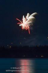 _B166890 (GabriolaBill) Tags: fire works fireworks nanaimo gabriola island bc british columbia britishcolumbia gabriolaisland canada nikon d3s nikond3s sigma lens bigma zoom telephoto long exposure longexposure show celebration