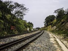 Last Day (Fabio_CPS) Tags: railroad railway outdoor angular ac44 alone cam color clube brazil black sd70 extreme fuji knife treking