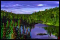 Lake in Ontario 3-D / Hyperstereo / Anaglyph / HDR / Raw / Stereoscopy (Stereotron) Tags: north america canada province ontario transcanadahighway highway17 lake river creek tree plants forest woods outback backcountry indiansummer autumn fall anaglyph anaglyph3d redcyan redgreen optimized anaglyphic anabuilder 3d 3dphoto 3dstereo 3rddimension spatial stereo stereo3d stereophoto stereophotography stereoscopic stereoscopy stereotron threedimensional stereoview stereophotomaker stereophotograph 3dpicture 3dglasses 3dimage hyperstereo twin canon eos 550d yongnuo radio transmitter remote control synchron in synch kitlens 1855mm tonemapping hdr hdri raw