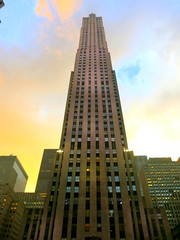 Top of the Rock (tinica50) Tags: usa nyc rockefellercenter manhattan newyorkphotography