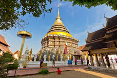 Thai Tample Wat Phrathat Lampang Luang (chonpinta) Tags: mountain landscape flickr thailand chiang mai photography wow 2016 massif explorer outdoor nature travel tourise netural blue green happy impress top10 buetiful foothill