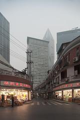 Shanghai (arnd Dewald) Tags: shanghai  arndalarm  china   huangpudistrict  nacht night jwmariott hochhaus highrise mg409073k0co20wh50orsat50vig20caeklein
