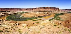 Green River (QuinnRJ) Tags: canyonlands national park whiterimtrail utah greenriver outdoor landscape nature