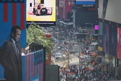 Times Square from Novotel New York (Secondcity) Tags: newyork timessquare novotelnewyork designatedsurvivor