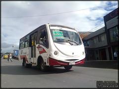 Coodiltra 20011 (Los Buses Y Camiones De Bogota) Tags: autobus bogota colombia usme coodiltra busologia bus colectivo 20011