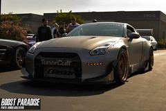 Rocket Bunny GTR (Boost_Paradise) Tags: gt gtr godzilla rocketbunny race racing racecar track turbo tuner grey sport stance street speed superstreet event exotic engine low legend loud luxury greddy