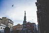 (lu★) Tags: napoli naples obelisque street urban sky