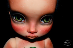 Wild Heart (saijanide) Tags: disney animator doll animators custom ooak repaint faceup eyes big artist art one kind pochahontas princess wild heart forest saijanide