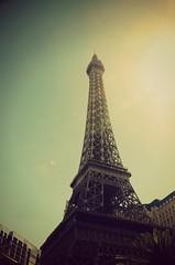 Eiffel Tower Restaurant in Las Vegas (JliaVieira) Tags: vegas paris tower restaurant lasvegas effeil flickrstruereflection1