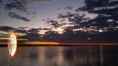 sunrise (Walter Ornelas) Tags: city sunset pordosol cidade sun water girl rio night sunrise river photography nokia photo agua nikon day cam dia noite nikkor n8 londrina manh nascerdosol 18105 nokian8 d7000 nikond7000