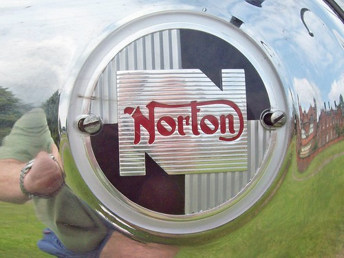148 Norton Badge