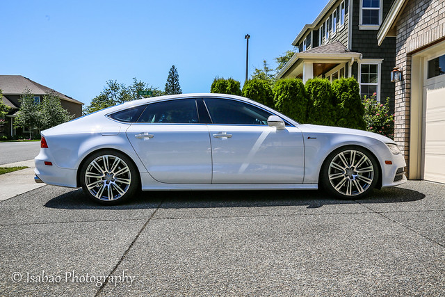 springs hr audi a7 exhaust 2012 stasis