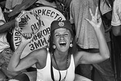 Dayereh Player (Irene Becker) Tags: serbia kusturica balkan srbija srb gucha gua  dayereh onfrontpage zapadnasrbija dragaevskisabor irenebecker guatrumpetfestival irenebeckerorg imagesofserbia