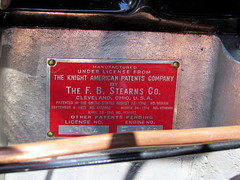 1928 Stearns-Knight F-85 Roadster (DBerry2006) Tags: antiquecar engine concours concoursdelegance stearnsknight 1920scars marinsonomaconcours