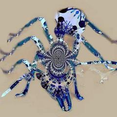 Ralph Crooning His Latest Song - Feeling Blue (Joe Vance aka oliver.odd) Tags: abstract colour tree art nature creativity idea vivid award soul imagination hypothetical