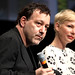 Sam Raimi & Michelle Williams