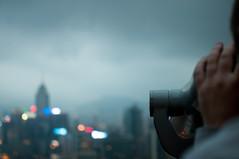 (wenzday01) Tags: city travel urban hk topf25 topv111 skyline bar night dinner hongkong lights restaurant interestingness topv333 nikon bokeh central explore nikkor 香港 causewaybay exchangesquare doh wanchai d90 americanclub nikond90 35mmf18gafsdx