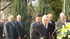 Wiesław Dobkowski, Jarosław Kaczyński, Robert Telus