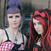 2012-07-29 Summer Darkness 2012, Marcella & SaphirNoir