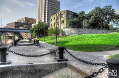 Allens landing_20120728_0054_5_6.jpg (SGR Photo) Tags: usa downtown texas houston places hdr 2012 allenslanding buffalobayou photomatix houstonphotowalks preservationhouston