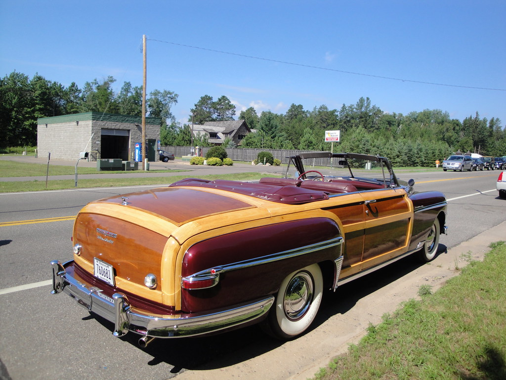 The Worlds Best Photos Of Chrysler And Wpc Flickr Hive Mind 1949 Town Country Amp Dvs1mn Tags Wood Classic Cars Car Boat
