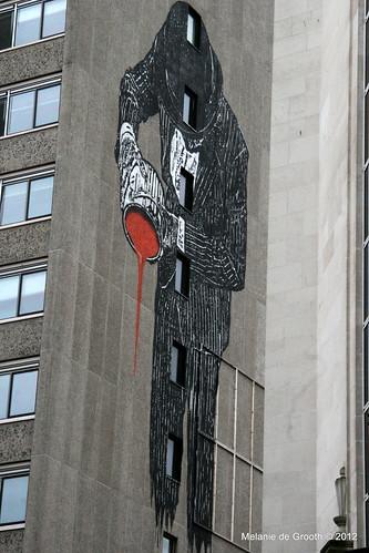 Graffiti by Nick Walker