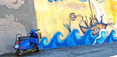vespa ooo (emmanuel kvs) Tags: vespa heraclion flickraward5 mygearandme flickrawardgallery