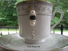 music treble clef tea (Prim*Rose*Hill) Tags: tea infuser teaball