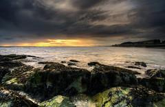 Stormy Weather (Howie Mudge LRPS BPE1*) Tags: seascape storm beach wales landscape nikon moody cymru rough gwynedd tywyn sigma1020mmf456 d7000 hitechreversegrad ©howiemudge